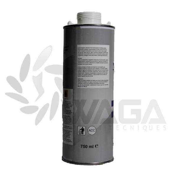 Antisasso bianco body 750 ml retro