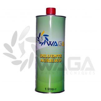 Diluente acrilico 1 litro