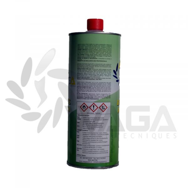 Diluente acrilico 1 litro retro