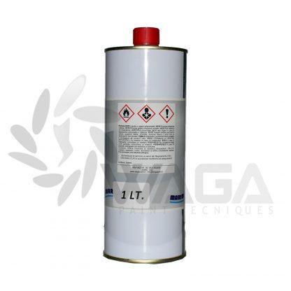 diluente epossidico 1 litro retro