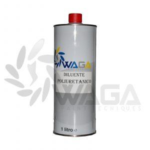 diluente poliuretanico 1 litro