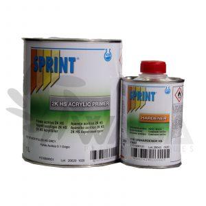 SPRINT 2K HS ACRYLIC Primer + Hardener