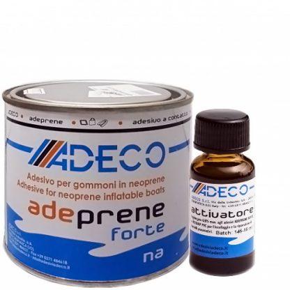ADECO adesivi per gommoni in neoprene + attivatore