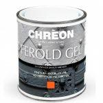CHREON FEROLD GEL GRIGIO-GRANA FINE Q329100 750ml LQ32910075