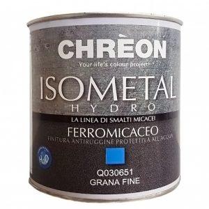 CHREON Finitura Antiruggine Protettiva All'acqua GRANA-FINE-750ml-Q030651-LQ306517