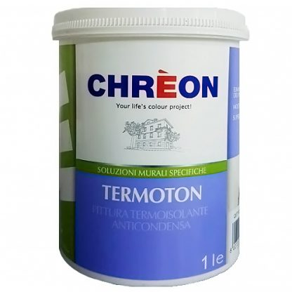 CHREON-TERMOTON PITTURE TERMOISOLANTE ANTICONDENSA-1L-LQ774011