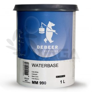 DEBEER MIX 900 WATERBASE 1 LT PER TINTOMETRO CAR REFINISH