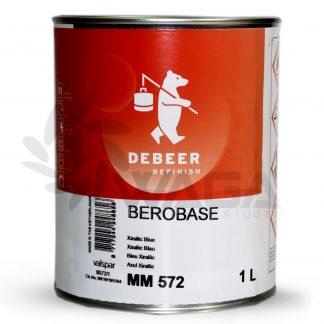DEBEER MIX BEROBASE 500 1 LT PER TINTOMETRO CAR REFINISCH