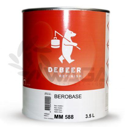 DEBEER MIX BEROBASE 500 3,5 LT PER TINTOMETRO CAR REFINISCH