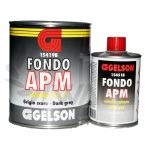 GELSON FONDO ACRILICO GRIGIO SCURO 4;1 1 LT +CAT