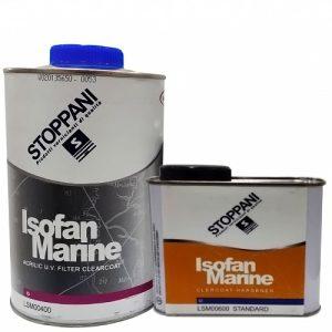 ISOFAN MARINE Prodotti Vernicinati 00400+00600
