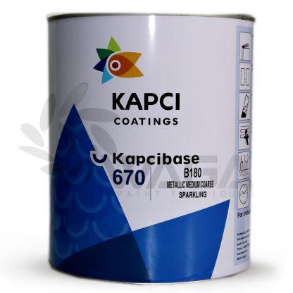 KAPCI BASE TINTOMETRO CAR REFINISH SOLVENTE 3,5 LT