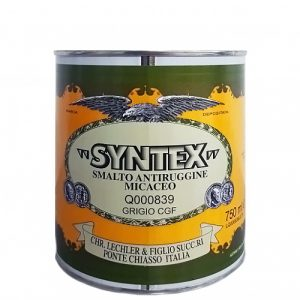 SINTEX SMALTO ANTIRUGGINE MICACEO GRIGIO 750ML GF Q00839-LQ8397