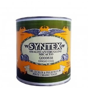 SINTEX SMALTO ANTIRUGGINE MICACEO GRIGIO 750ML GG Q00838-LQ8387