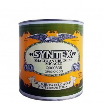 SINTEX SMALTO ANTIRUGGINE MICACEO GRIGIO 750ML GG Q00838-LQ8387