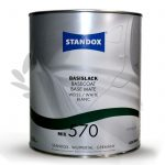 STANDOX MIX BASE SOLVENTE TINTOMETRO CAR REFINISH 3,5 LT