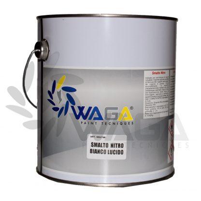 Waga smalto nitro bianco lucido 2,5L