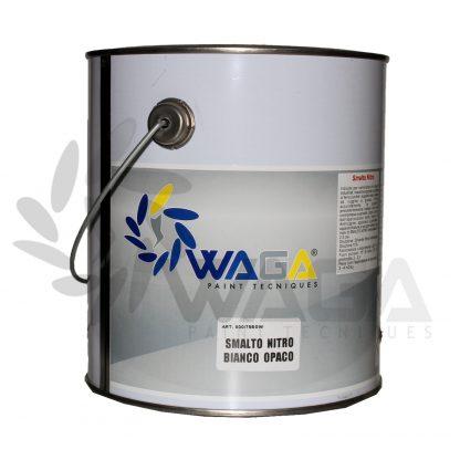 Waga smalto nitro bianco opaco 2,5 L