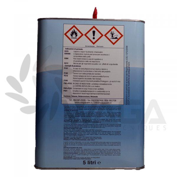 diluente nitro anti nebbia retro