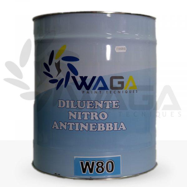 diluente nitro antinebbia 10 litri