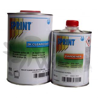 trasparente acrilico