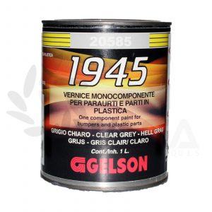 Gelson vernice grigio chiaro monocomponente per paraurti e parti in plastica 20585