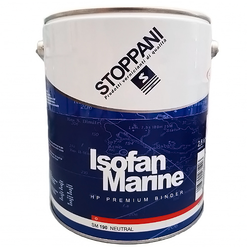 Stoppani Isofan Marine HP Premium Binder Neutral