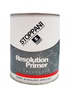 Stoppani Resolution Primer 1k UnderCoat Oro Metallico 750ml
